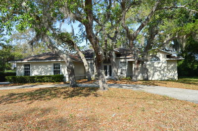 Titusville Single Family Home For Sale: 1556 S Park Avenue