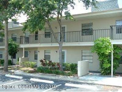 Cape Canaveral Condo For Sale: 201 International Drive #113