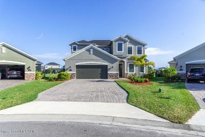 Melbourne Single Family Home For Sale: 7443 Drevo Court