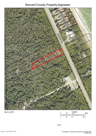 Melbourne Beach Residential Lots & Land For Sale: 9460 Highway A1a