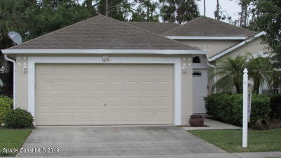 Palm Bay Single Family Home For Sale: 1695 Sawgrass Drive SW