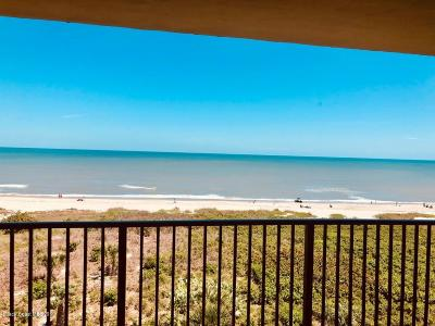 Cocoa Beach Condo For Sale: 3170 N Atlantic Avenue #606
