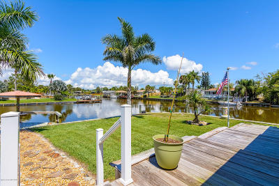 Merritt Island FL Single Family Home For Sale: $378,900