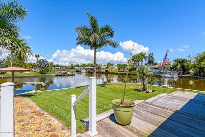 Merritt Island Single Family Home For Sale: 310 Richland Avenue