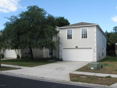 Titusville Single Family Home For Sale: 1079 Macon Drive