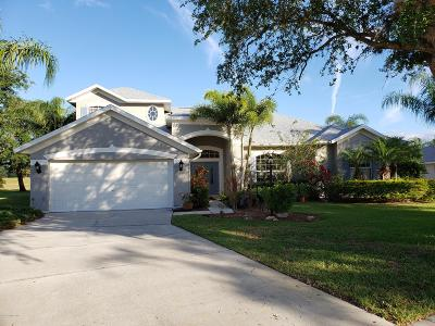 Palm Bay Single Family Home For Sale: 1890 Windbrook Drive SE
