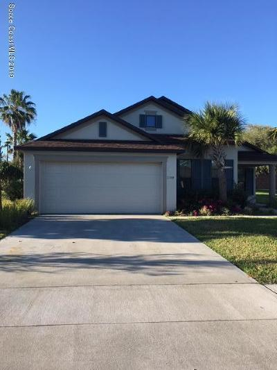 Titusville Single Family Home For Sale: 3709 Ventnor Drive