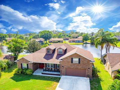 Single Family Home For Sale: 166 Palm Circle