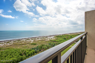 Brevard County Condo For Sale: 3060 N Atlantic Avenue #701