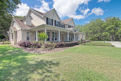 Titusville Single Family Home For Sale: 280 Thurston Court