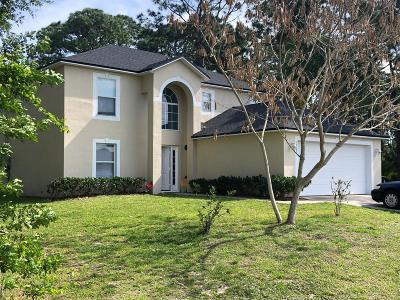 Palm Bay FL Single Family Home For Sale: $255,000