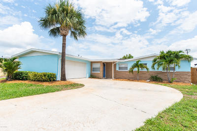 Merritt Island FL Single Family Home For Sale: $454,900