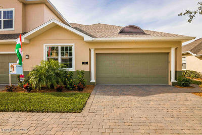 Brevard County Townhouse For Sale: 1620 Kinsale Court