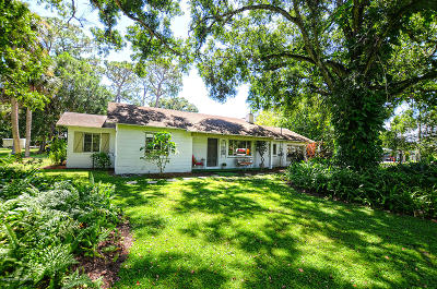 Vero Beach Single Family Home For Sale: 2450 54th Avenue