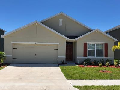 Rockledge Single Family Home For Sale: 1065 Swiss Pointe Lane