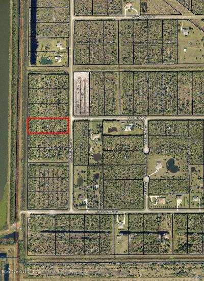 Brevard County Residential Lots & Land For Sale: 8560 Horseshoe Avenue