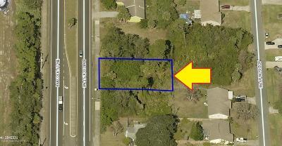 Brevard County Residential Lots & Land For Sale: 5671 Babcock Street NE