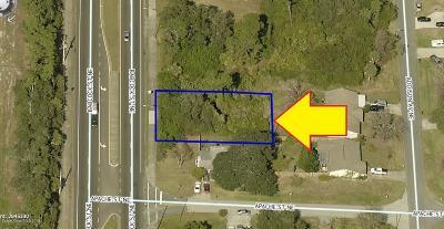 Brevard County Residential Lots & Land For Sale: 5681 Babcock Street NE