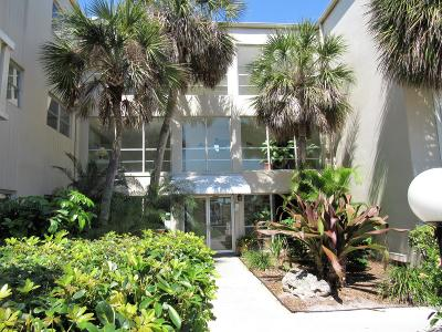 Cape Canaveral Condo For Sale: 221 Columbia Drive #337