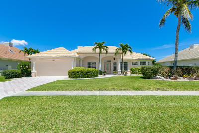 Indialantic Single Family Home For Sale: 412 Rio Villa Boulevard