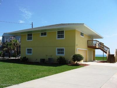 Melbourne Beach Multi Family Home For Sale: 7885 S Highway A1a