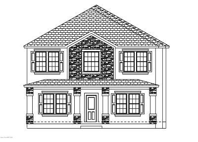 Titusville Single Family Home For Sale: 3727 Gratton Court