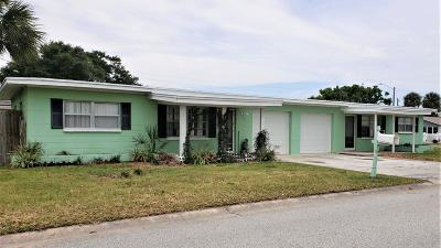 Cape Canaveral Multi Family Home For Sale: 7111 Poinsetta Avenue