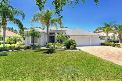 Palm Bay Single Family Home For Sale: 115 Ridgemont Circle SE