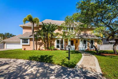 Melbourne Single Family Home For Sale: 2260 Mockingbird Lane