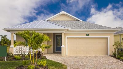 Rockledge Single Family Home For Sale: Bougainvillea Drive