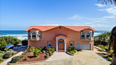 Brevard County Multi Family Home For Sale: 3375 S Highway A1a