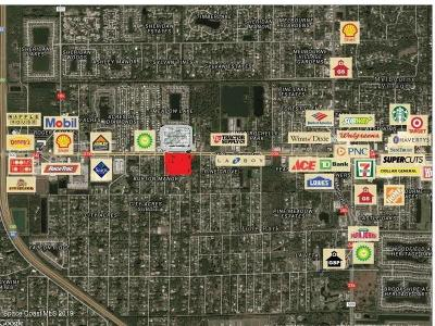 Melbourne Residential Lots & Land For Sale: 3865 W New Haven Avenue W