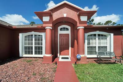 Cocoa Single Family Home Contingent: 6374 Alleghany Avenue