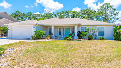 Cocoa Single Family Home For Sale: 5191 Arlington Road