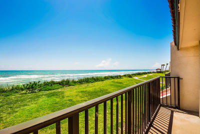 Indialantic, Melbourne, Melbourne Beach, Satellite Beach, Cocoa Beach, Cape Canaveral Condo For Sale: 103 Highway A1a #103