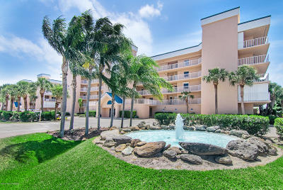 Cape Canaveral Condo For Sale: 601 Shorewood Drive #404