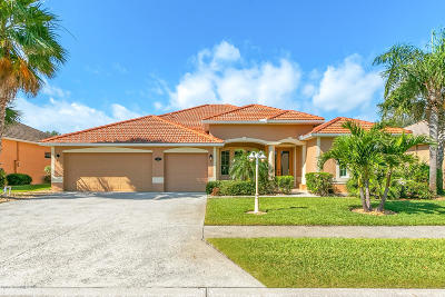 Indialantic Single Family Home For Sale: 521 Oceanside Boulevard