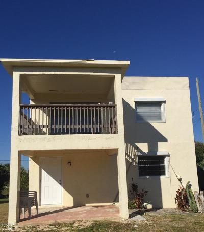 Melbourne Multi Family Home For Sale: 8565 S Highway A1a