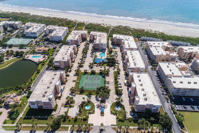 Cape Canaveral Condo For Sale: 601 Shorewood Drive #G403