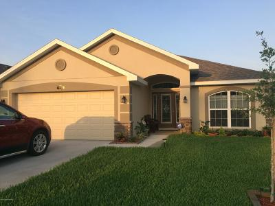 Titusville Single Family Home For Sale: 117 Mason Drive