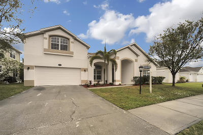 Melbourne FL Single Family Home For Sale: $429,000