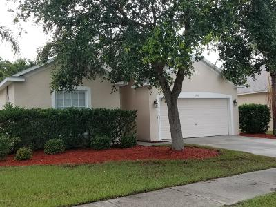 Cocoa Single Family Home For Sale: 741 Cressa Circle