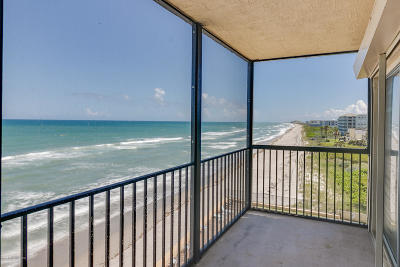 Satellite Beach Condo For Sale: 205 Highway A1a #506