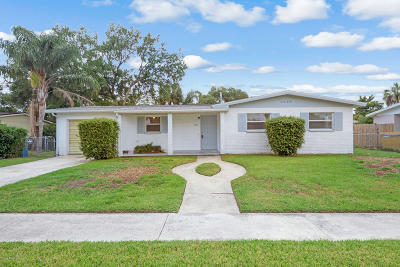 Rockledge Single Family Home For Sale: 1069 Basque Drive