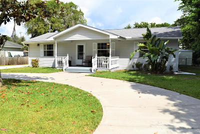 Cocoa Single Family Home For Sale: 4060 Scotland Street