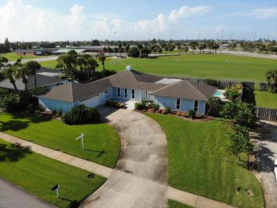 Melbourne Beach Single Family Home For Sale: 280 Pompano Drive
