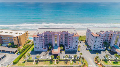 Melbourne Beach, Indian Harbour Beach, Indialantic, Cocoa Beach, Cape Canaveral, Port Canaveral, Satellite Beach Condo For Sale: 2065 Highway A1a #1401