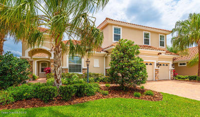 Viera FL Single Family Home For Sale: $595,000