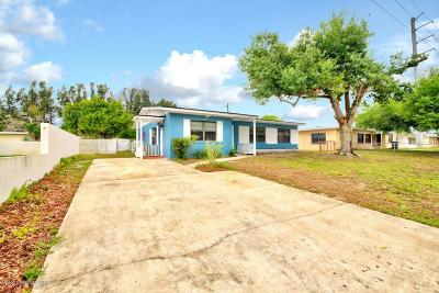 Titusville Single Family Home For Sale: 4570 Apollo Road