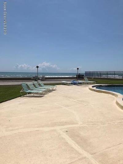 Satellite Beach Condo For Sale: 205 Highway A1a #101